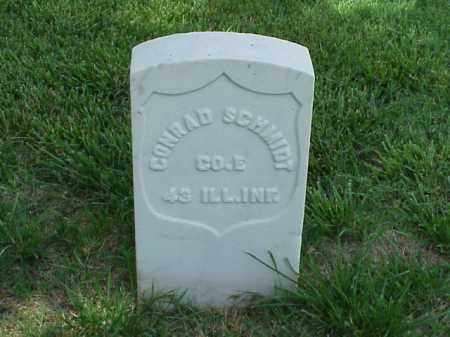 SCHMIDT (VETERAN UNION), CONRAD - Pulaski County, Arkansas | CONRAD SCHMIDT (VETERAN UNION) - Arkansas Gravestone Photos
