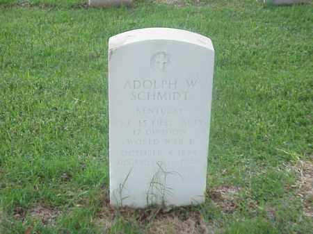 SCHMIDT (VETERAN WWI), ADOLPH W - Pulaski County, Arkansas | ADOLPH W SCHMIDT (VETERAN WWI) - Arkansas Gravestone Photos