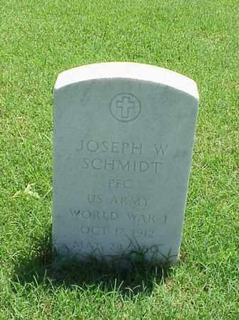 SCHMIDT (VETERAN WWII), JOSEPH W - Pulaski County, Arkansas | JOSEPH W SCHMIDT (VETERAN WWII) - Arkansas Gravestone Photos
