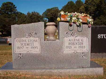 SCHMITT, CLIDIE - Pulaski County, Arkansas | CLIDIE SCHMITT - Arkansas Gravestone Photos