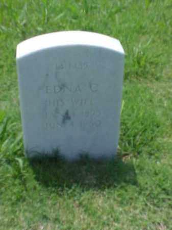 SCHNAUTZ, EDNA C - Pulaski County, Arkansas | EDNA C SCHNAUTZ - Arkansas Gravestone Photos