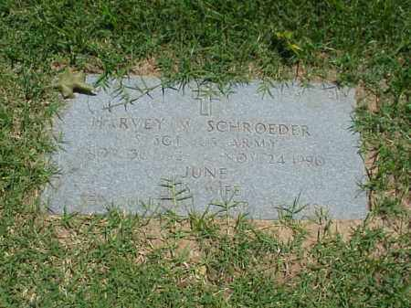 SCHREODER, JUNE - Pulaski County, Arkansas | JUNE SCHREODER - Arkansas Gravestone Photos
