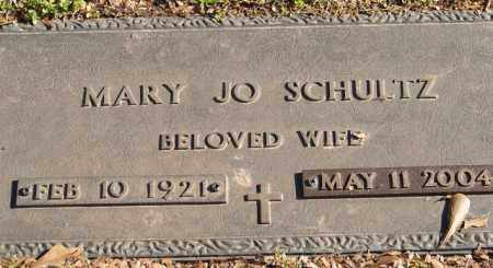 SCHULTZ, MARY JO - Pulaski County, Arkansas | MARY JO SCHULTZ - Arkansas Gravestone Photos