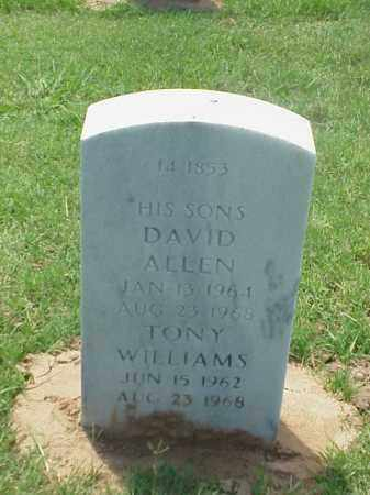 SCOTT, DAVID ALLEN - Pulaski County, Arkansas | DAVID ALLEN SCOTT - Arkansas Gravestone Photos
