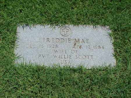 SCOTT, FREDDIE MAE - Pulaski County, Arkansas | FREDDIE MAE SCOTT - Arkansas Gravestone Photos
