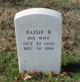 SCOTT, ROSIE B - Pulaski County, Arkansas | ROSIE B SCOTT - Arkansas Gravestone Photos