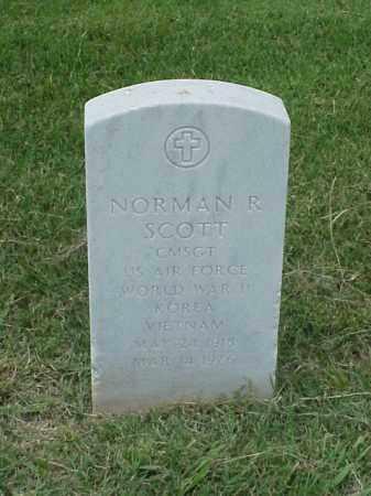 SCOTT (VETERAN 3 WARS), NORMAN R - Pulaski County, Arkansas | NORMAN R SCOTT (VETERAN 3 WARS) - Arkansas Gravestone Photos