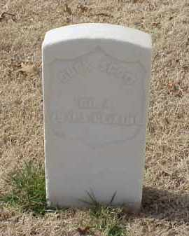 SCOTT (VETERAN UNION), DOCK - Pulaski County, Arkansas | DOCK SCOTT (VETERAN UNION) - Arkansas Gravestone Photos