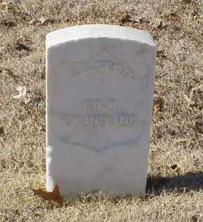 SCOTT (VETERAN UNION), S S - Pulaski County, Arkansas | S S SCOTT (VETERAN UNION) - Arkansas Gravestone Photos