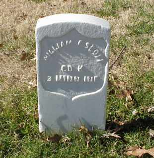 SCOTT (VETERAN UNION), WILLIAM F - Pulaski County, Arkansas | WILLIAM F SCOTT (VETERAN UNION) - Arkansas Gravestone Photos
