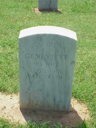 SCRIBNER, GENEVIEVE - Pulaski County, Arkansas | GENEVIEVE SCRIBNER - Arkansas Gravestone Photos