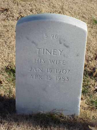 SCRIBNER, TINEY - Pulaski County, Arkansas | TINEY SCRIBNER - Arkansas Gravestone Photos