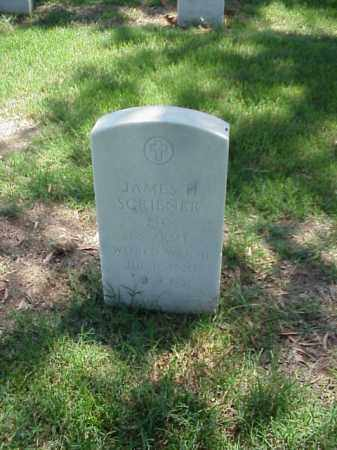 SCRIBNER (VETERAN WWII), JAMES H - Pulaski County, Arkansas | JAMES H SCRIBNER (VETERAN WWII) - Arkansas Gravestone Photos