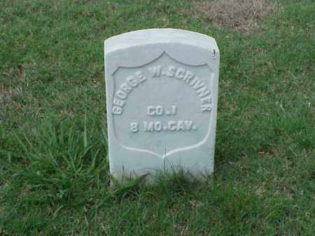 SCRIVNER (VETERAN UNION), GEORGE W - Pulaski County, Arkansas | GEORGE W SCRIVNER (VETERAN UNION) - Arkansas Gravestone Photos