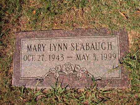 SEABAUGH, MARY LYNN - Pulaski County, Arkansas | MARY LYNN SEABAUGH - Arkansas Gravestone Photos