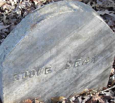 SEAY, EDDIE - Pulaski County, Arkansas | EDDIE SEAY - Arkansas Gravestone Photos