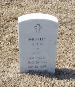 SEIBS (VETERAN VIET), TIMOTHY L - Pulaski County, Arkansas | TIMOTHY L SEIBS (VETERAN VIET) - Arkansas Gravestone Photos