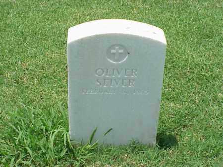 SEIVER (VETERAN 1812), OLIVER - Pulaski County, Arkansas | OLIVER SEIVER (VETERAN 1812) - Arkansas Gravestone Photos