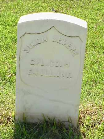 SEVERE (VETERAN UNION), SIMON - Pulaski County, Arkansas | SIMON SEVERE (VETERAN UNION) - Arkansas Gravestone Photos