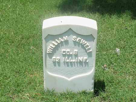 SEWELL (VETERAN UNION), WILLIAM - Pulaski County, Arkansas | WILLIAM SEWELL (VETERAN UNION) - Arkansas Gravestone Photos