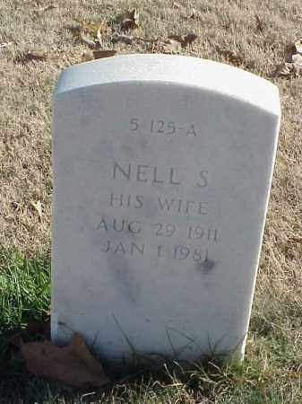 SEXTON, NELL S - Pulaski County, Arkansas | NELL S SEXTON - Arkansas Gravestone Photos