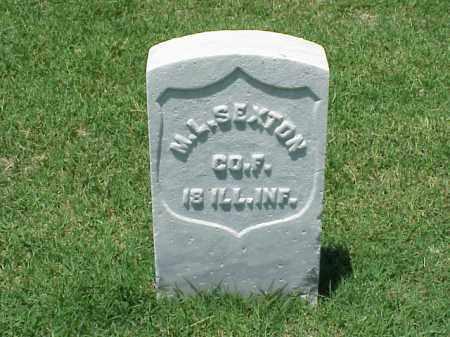 SEXTON (VETERAN 2 WARS), MADISON L - Pulaski County, Arkansas | MADISON L SEXTON (VETERAN 2 WARS) - Arkansas Gravestone Photos