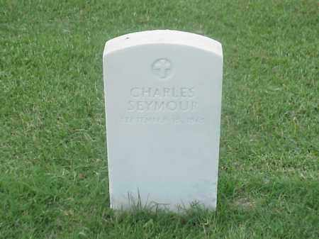 SEYMOUR, CHARLES - Pulaski County, Arkansas | CHARLES SEYMOUR - Arkansas Gravestone Photos