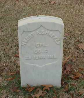 SHAFFER (VETERAN UNION), HENRY F - Pulaski County, Arkansas | HENRY F SHAFFER (VETERAN UNION) - Arkansas Gravestone Photos