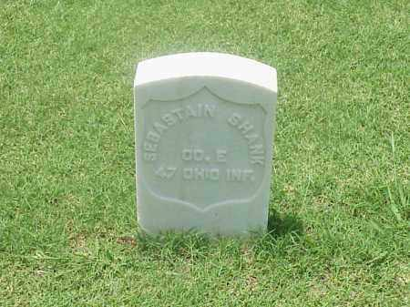 SHANK (VETERAN UNION), SEBASTAIN - Pulaski County, Arkansas | SEBASTAIN SHANK (VETERAN UNION) - Arkansas Gravestone Photos