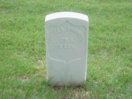 SHARDON (VETERAN UNION), THOMAS - Pulaski County, Arkansas | THOMAS SHARDON (VETERAN UNION) - Arkansas Gravestone Photos