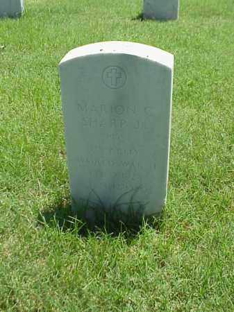 SHARP, JR (VETERAN WWII), MARION C - Pulaski County, Arkansas | MARION C SHARP, JR (VETERAN WWII) - Arkansas Gravestone Photos
