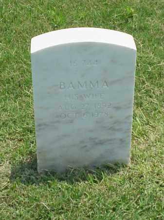 SHAW, BAMMA - Pulaski County, Arkansas | BAMMA SHAW - Arkansas Gravestone Photos
