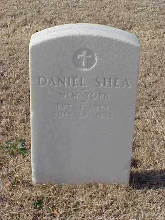SHEA (VETERAN UNION), DANIEL - Pulaski County, Arkansas | DANIEL SHEA (VETERAN UNION) - Arkansas Gravestone Photos