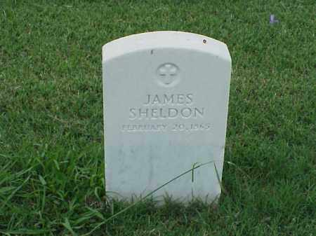 SHELDON, JAMES - Pulaski County, Arkansas | JAMES SHELDON - Arkansas Gravestone Photos