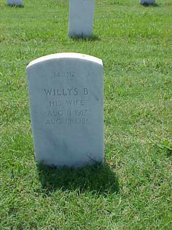 SHELDON, WILLYS B - Pulaski County, Arkansas | WILLYS B SHELDON - Arkansas Gravestone Photos