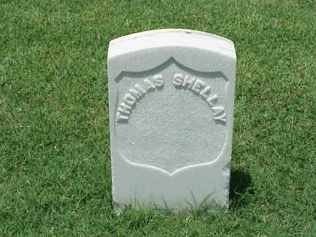 SHELLAY (VETERAN UNION), THOMAS - Pulaski County, Arkansas | THOMAS SHELLAY (VETERAN UNION) - Arkansas Gravestone Photos