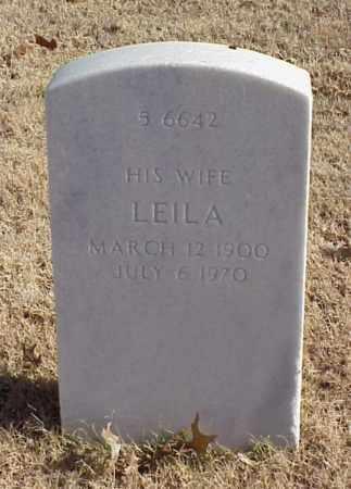 SHELLS, LEILA - Pulaski County, Arkansas | LEILA SHELLS - Arkansas Gravestone Photos