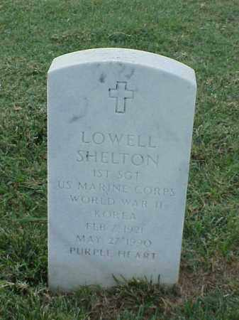 SHELTON (VETERAN 2 WARS), LOWELL - Pulaski County, Arkansas | LOWELL SHELTON (VETERAN 2 WARS) - Arkansas Gravestone Photos