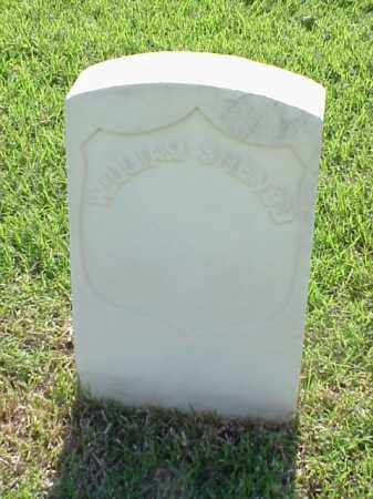 SHENOD (VETERAN 1812), WILLIAM - Pulaski County, Arkansas | WILLIAM SHENOD (VETERAN 1812) - Arkansas Gravestone Photos