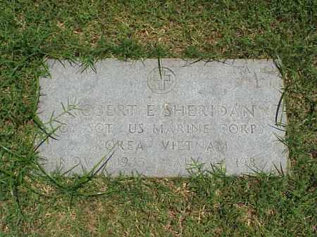 SHERIDAN (VETERAN 2 WARS), ROBERT E - Pulaski County, Arkansas | ROBERT E SHERIDAN (VETERAN 2 WARS) - Arkansas Gravestone Photos