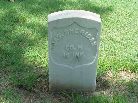 SHERIDAN (VETERAN UNION), JAMES - Pulaski County, Arkansas | JAMES SHERIDAN (VETERAN UNION) - Arkansas Gravestone Photos