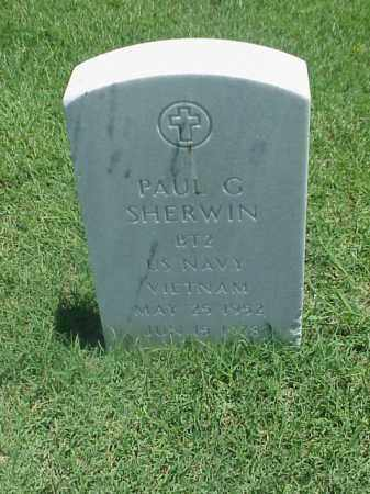 SHERWIN (VETERAN VIET), PAUL G - Pulaski County, Arkansas | PAUL G SHERWIN (VETERAN VIET) - Arkansas Gravestone Photos