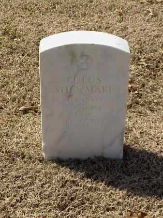 SHEWMAKE (VETERAN WWI), EULUS - Pulaski County, Arkansas | EULUS SHEWMAKE (VETERAN WWI) - Arkansas Gravestone Photos