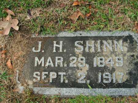 SHINN, JOSIAH HAZEN - Pulaski County, Arkansas | JOSIAH HAZEN SHINN - Arkansas Gravestone Photos