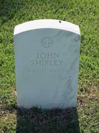 SHIPLEY (VETERAN UNION), JOHN - Pulaski County, Arkansas | JOHN SHIPLEY (VETERAN UNION) - Arkansas Gravestone Photos