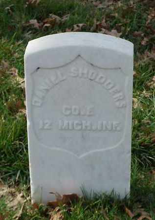 SHODDERS (VETERAN UNION), DANIEL - Pulaski County, Arkansas | DANIEL SHODDERS (VETERAN UNION) - Arkansas Gravestone Photos