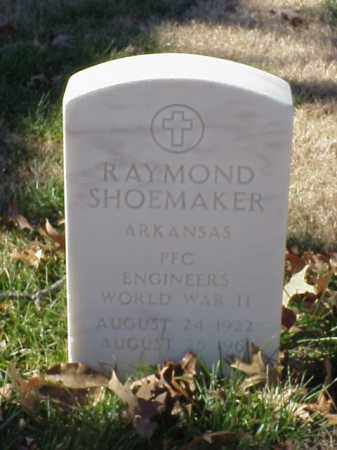 SHOEMAKER (VETERAN WWII), RAYMOND - Pulaski County, Arkansas | RAYMOND SHOEMAKER (VETERAN WWII) - Arkansas Gravestone Photos