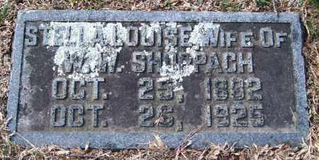 SHOPPACH, STELLA LOUISE - Pulaski County, Arkansas | STELLA LOUISE SHOPPACH - Arkansas Gravestone Photos