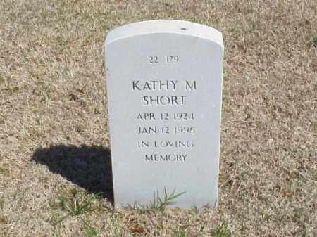 SHORT, KATHY M - Pulaski County, Arkansas | KATHY M SHORT - Arkansas Gravestone Photos