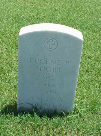 SHORT (VETERAN KOR), EUGENE P - Pulaski County, Arkansas | EUGENE P SHORT (VETERAN KOR) - Arkansas Gravestone Photos